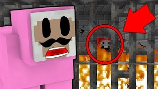 INSANE HATER PRISON!! | Minecraft
