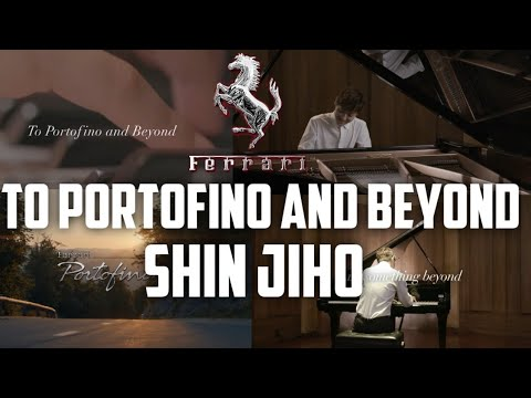 """to PORTOFINO and beyond"" - Ferrari X ShinJiho"