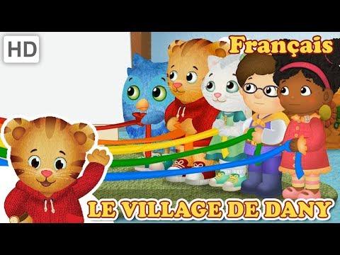 Le Village de Dany 🎨 Laissez Briller Votre Créativité! | Vidéos pour Enfants