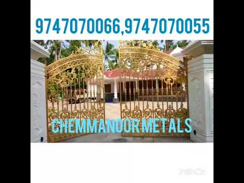 Chemmanoor Metals Rolling Shutters ,Remote Control Gates