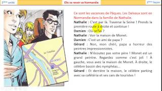 تعلم اللغة الفرنسية - محادثة 11 French4arab