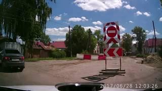 Моршанск - Новохопёрск 2017