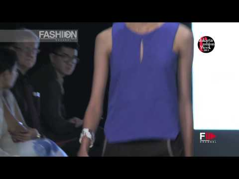 """LASALLE COLLEGE"" Jakarta Fashion Week 2014 HD by FashionChannel"