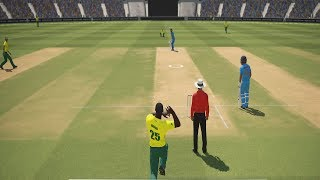 India Vs South Africa T20   Cricket Gameplay   IND vs SA   Ashes Cricket Gameplay