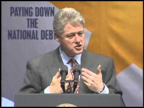 President Clinton's Remarks to the Tucson, AZ Community (1999)