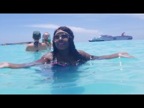 Bahamas vlog   day 3- 5 Nassau and Half Moon Cay Bahamas   Carnival Elation
