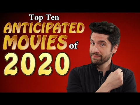 My 10 Anticipated Movies of 2020