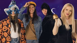 Dove, Sofia, Cameron & Booboo - Descendants Halloween Costumes | Radio Disney
