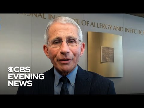 Dr. Anthony Fauci Discusses The Latest In The Fight Against Coronavirus