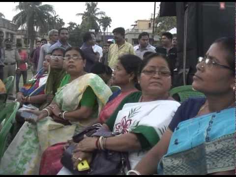 TMC MP Subrata Bakshi at Tamluk by Rghunandan Mallik