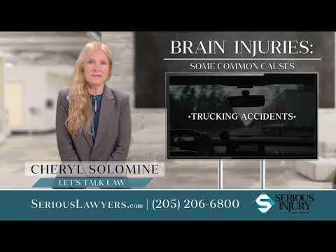 #LetsTalkLaw: Brain Injuries | Serious Injury Law Group