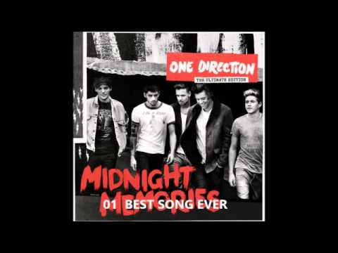 Track 1 -  Best Song Ever -  Midnight Memories