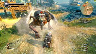 What Happens When You Kill Too Many Cows:  The Witcher 3
