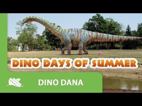 Dino Dana : Dino Days of Summer - Episode Promo