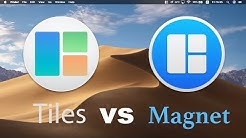Tiles vs Magnet - macOS Window Manager Comparison