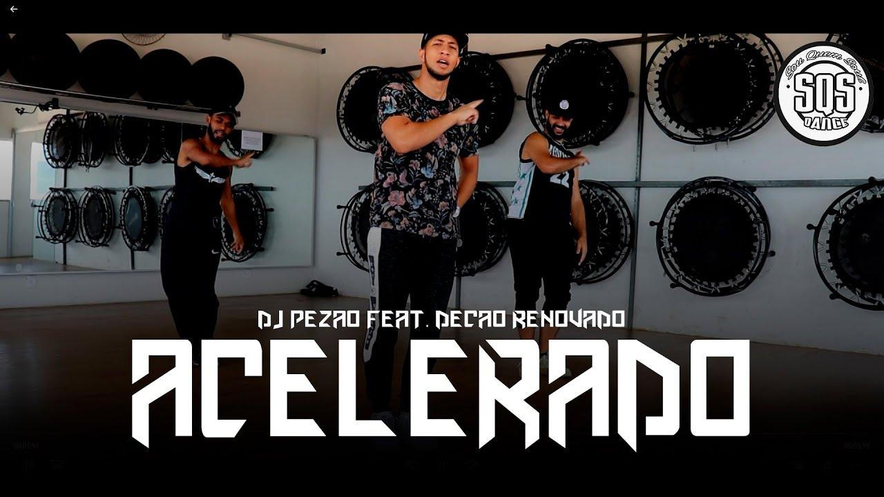 ACELERADO - Decão Renovado ft Dj Pezao | SQS Dance (Coreografia Funk Gospel)