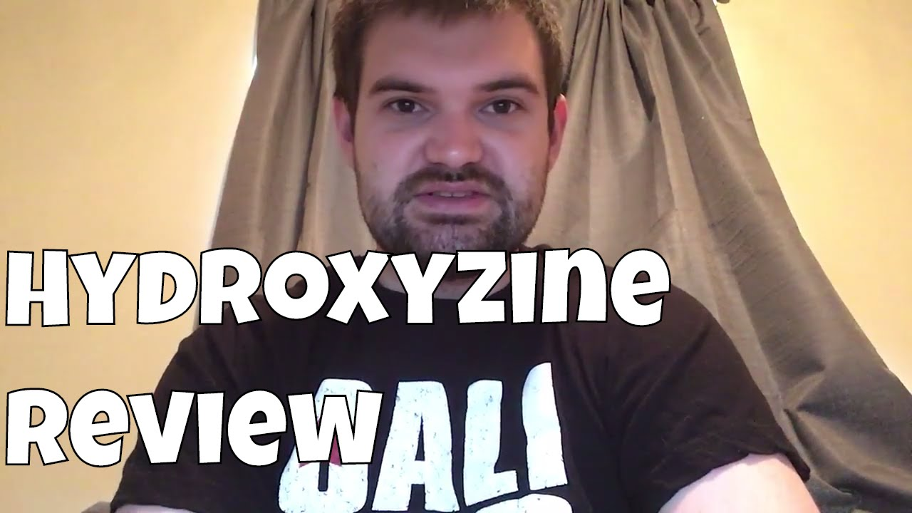 Hydroxyzine Review and Experience