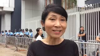 香港立法会外现人海 局面如何收场引关注