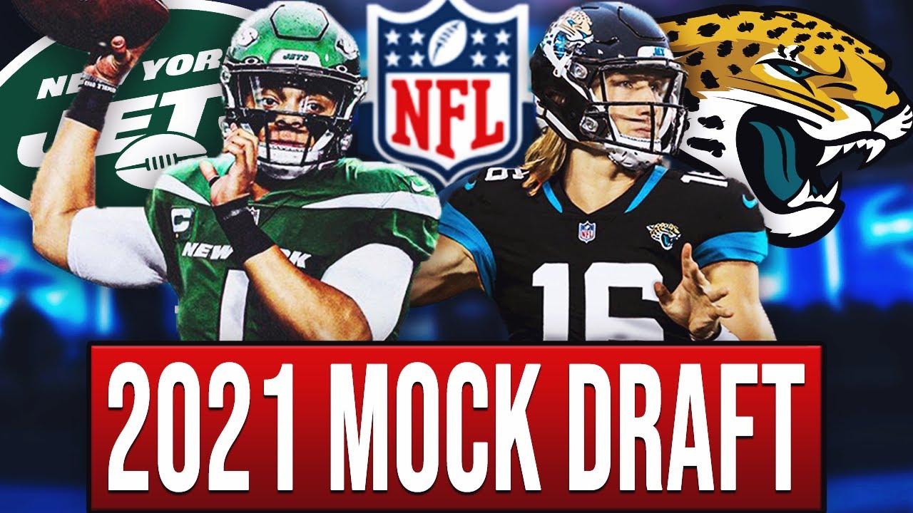 2021 NFL mock draft: Jaguars, Jets get their quarterbacks
