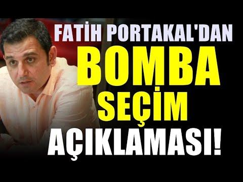 Fatih Portakal aldığı