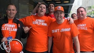 Tailgate Fan: 2014 NFL Draft