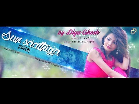 Sun Saathiya | Disney's ABCD 2 | Cover | Diya Ghosh | EnvvY | Varun Dhawan - Shraddha Kapoor