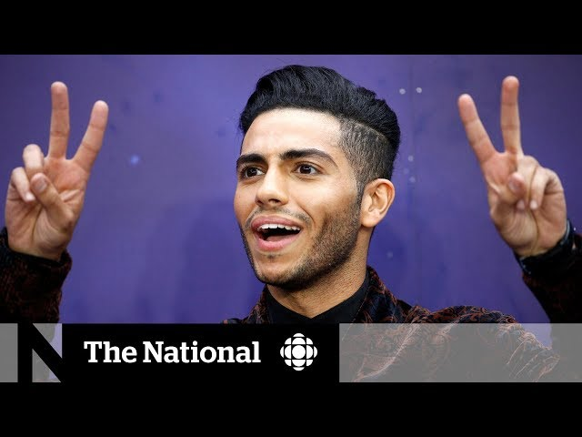 Aladdin star Mena Massoud calls Markham, Ont., home