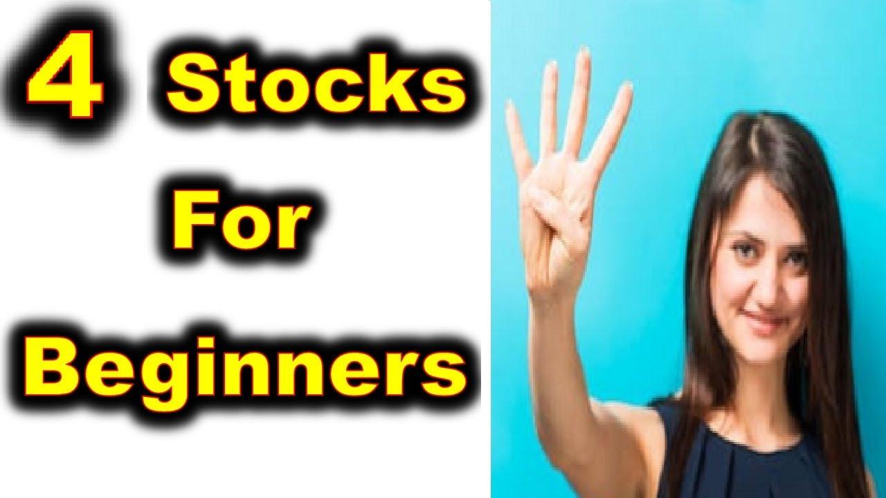 4 Stocks For Beginners ⚫ Don't Miss 🔥 | Long Term Investment | Portfolio Stocks | Multibagger Return