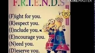 Rakta sambandagala meerida bandavidu video song with lyrics Kannada|jollydays|friendsWhatsApp status