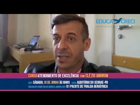 Convite para o EDUCACRECI em João Pessoa II – Clézio Amorim