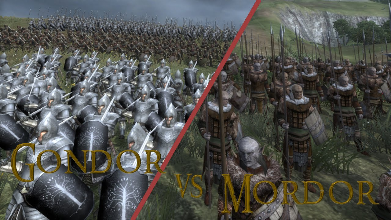 Lord Of The Rings Total War Gondor
