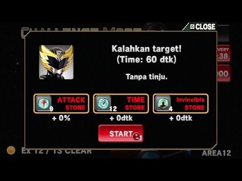 [Semakin ANEH] Challenge Mode AREA 12 CLEAR - BIMA-X