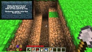 Minecraft: Easy Infinite Obsidian Farm (1 Lava bucket)