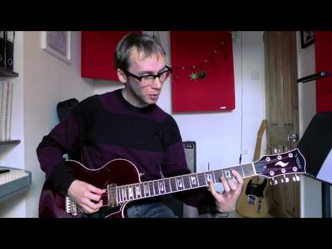 Mystery Train by Elvis/Scotty Moore - Guitar Lesson