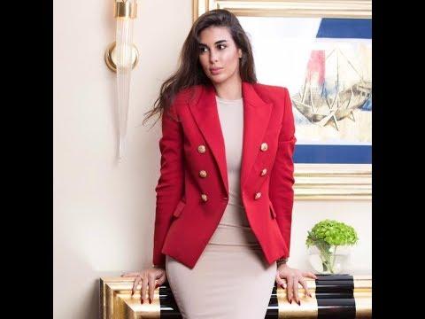 Découvrez l'actrice Yasmine Sabri