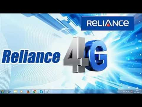 Reliance Communication 4G - Launch Date Hindi
