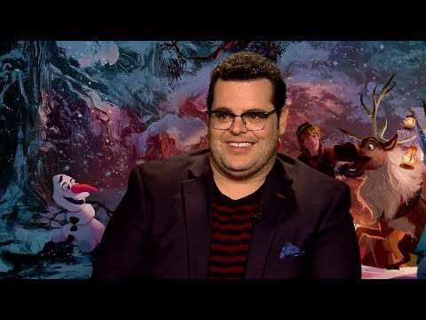 Interview: Josh Gad | Olaf's Frozen Adventure (The Fan Carpet)