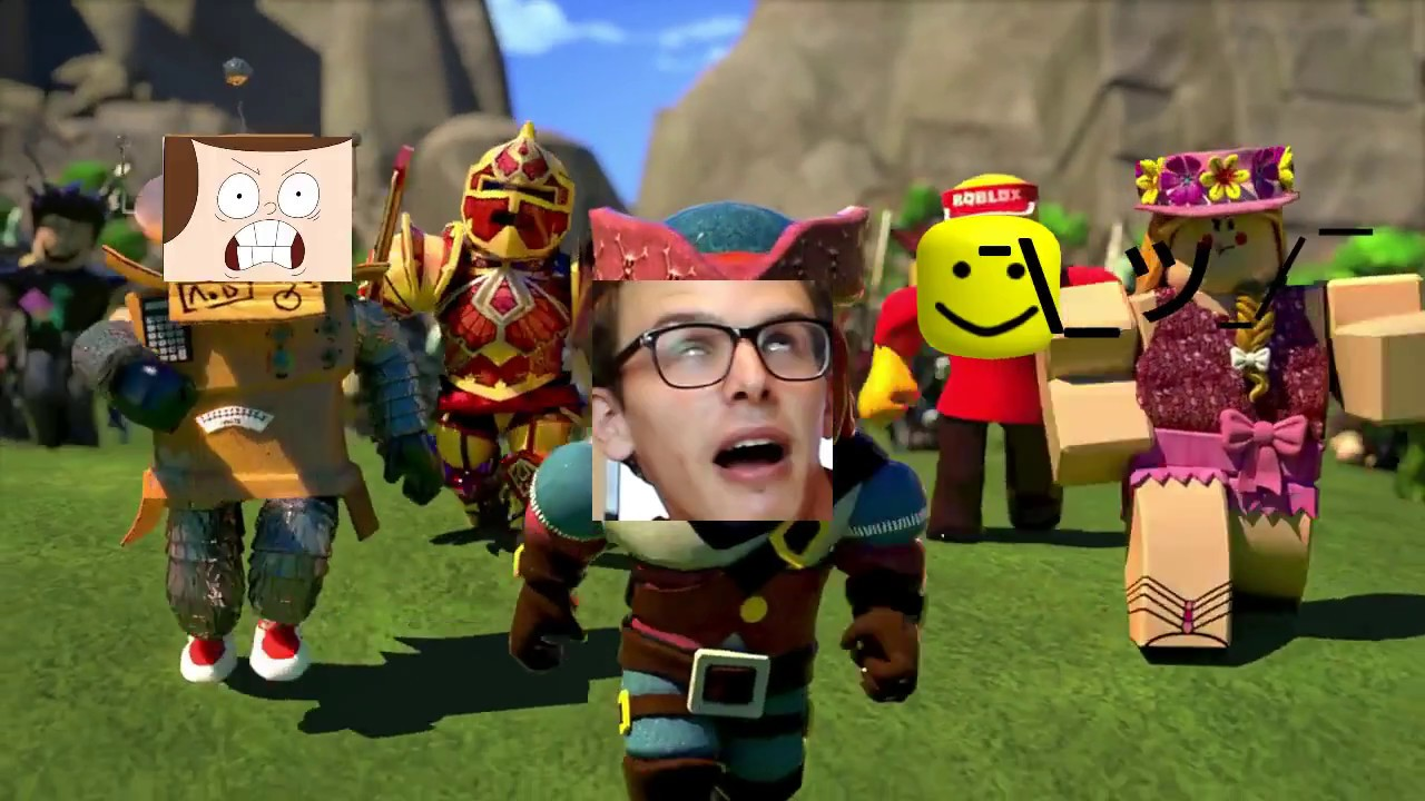 The ROBLOX Anthem But It's With Pretty Outdated Memes ...