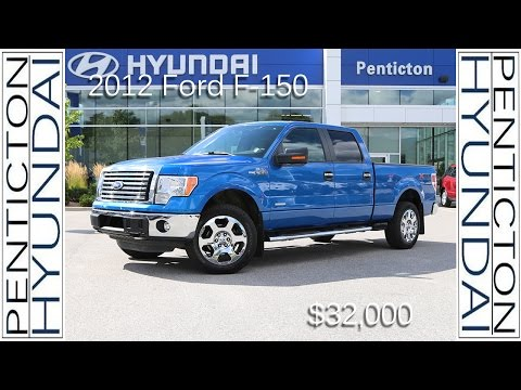 Penticton Hyundai: Used Vehicle Presentation - 2012 Ford F-150