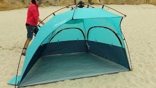 Lightspeed Laguna XL Quick Shelter – why we like it