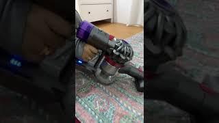 baru vacuum sekejap, dah banya…