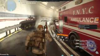 The Division - Lincoln Tunnel | Challenge Mode
