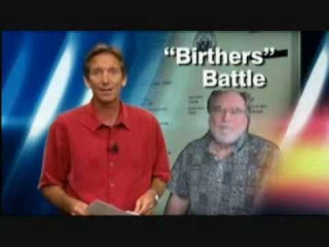 Neil Abercrombie lies for Obama in Hawaii News Now interview, KGMB KHNL