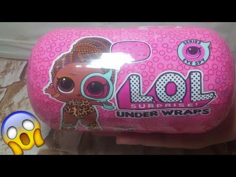lol surprise under wraps açtık - youtube