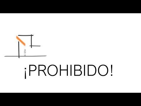PROHIBIDO - Arquitecto Martín Bonari