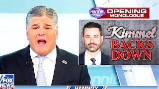Hannity Rubs Jimmy Kimmel's Face In It thumbnail