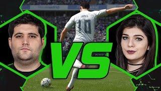 DAVY JONES VS ELLEN SIMILI | FIFA | BATALHA #09 | #MTVLOGBR