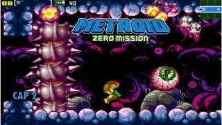METROID ZERO MSION - CAP 2