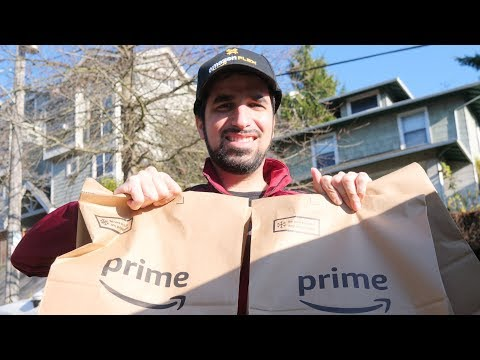 Making $__ Per Hour Delivering for Amazon Fresh