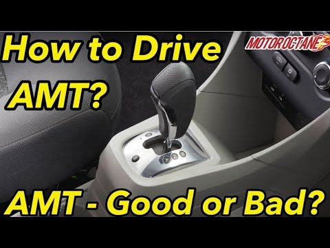 AMT - Good or Bad? How to Drive AMT in Hindi | Most Detailed | MotorOctane